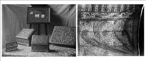 Kerajinan Seni ukir dan batik Kartini Japara Indonesia