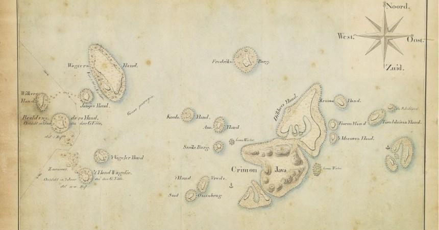 Sejarah Crimonjava Japara 1818