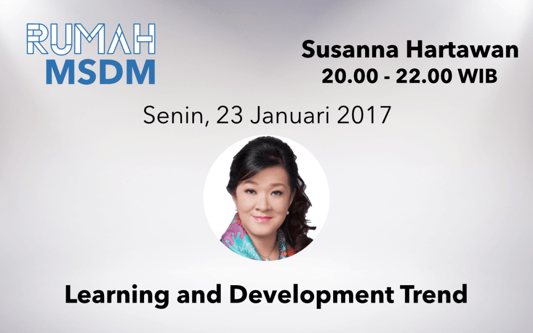 Learning and Development Trend