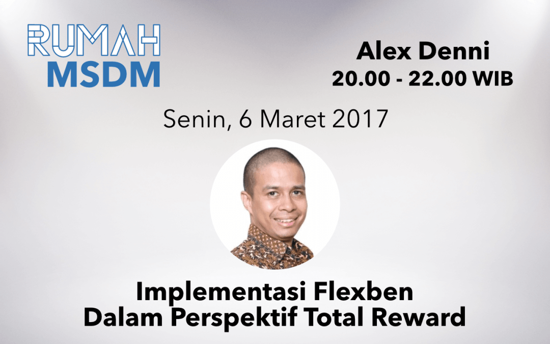 Implementasi FlexBen dalam Perspektif Total Reward