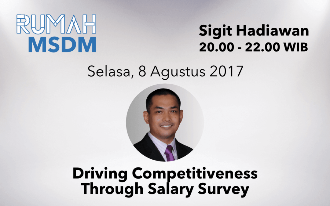 Driving Competitiveness Through Salary Survey