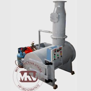Incinerator Hewan - RPH, Single Burner 5K, MKV-S5K1