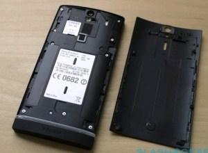 Baterai non removable