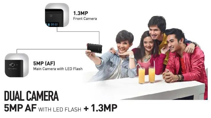 Kamera Andromax i3s