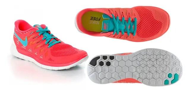 Sepatu Lari Nike Women Free