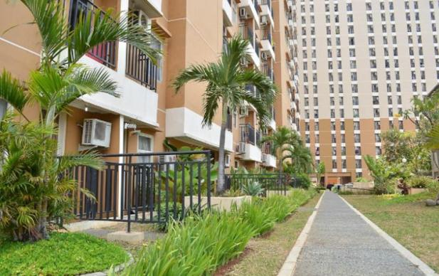 Jogging Track Apartemen Margonda Residence 2