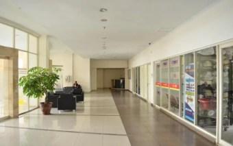 Lobby Apartemen Margonda Residence 2