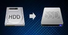 Clone HDD ke SSD