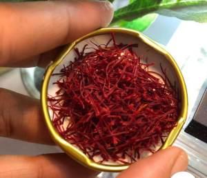 jual saffron asli negin kering kualitas terbaik