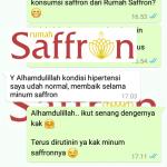 Testimoni Pengguna Saffron Untuk Hipertensi By Rumah Saffron