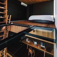 Loft house yang serupa beach villa