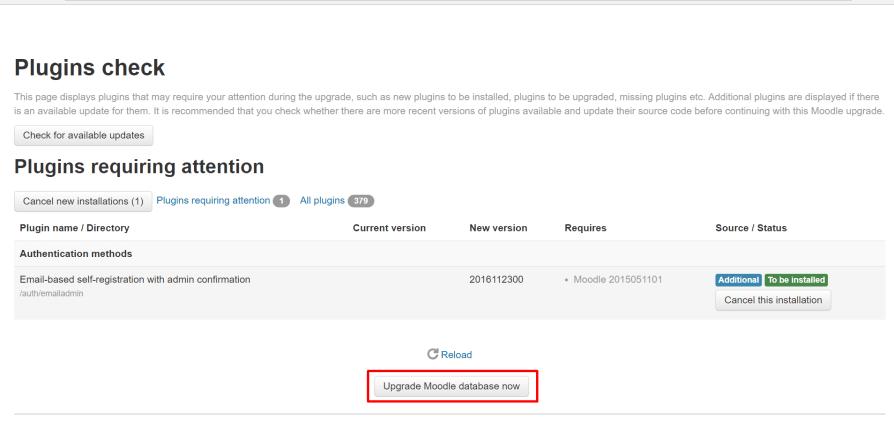 panduan install plugin moodle step 7