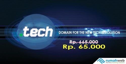 Domain Murah .TECH