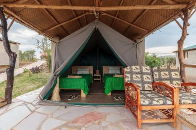 Eagle nest camp lake mburo