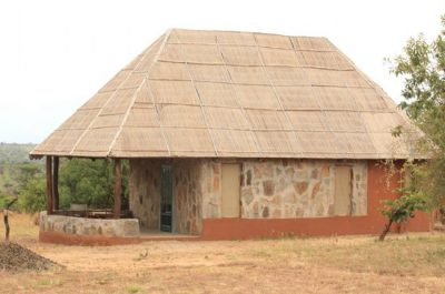 Nga-Moru camp in kidepo valley