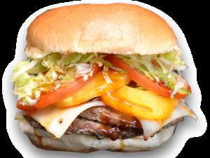 Rumbi Kahuna Burger