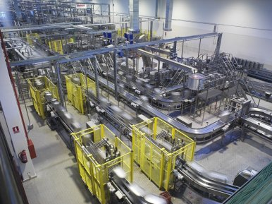 Largest Automated Factory