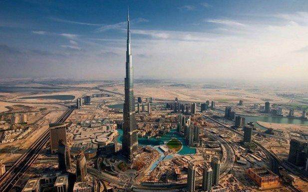 Burj Khalifa, Dubai UAE