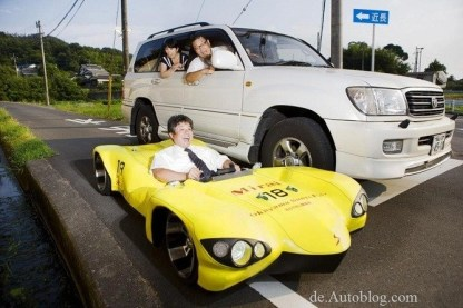 Lowest roadworthy car