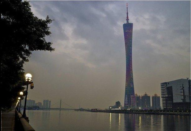 Canton Tower China