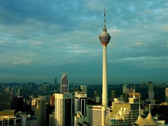Top 7 Worlds Tallest Towers, KL Tower