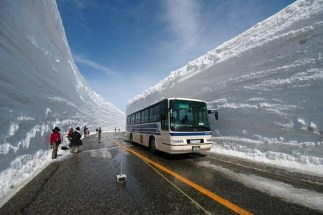 Top Ten Longest Road Networks - Japan