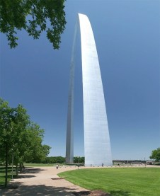 Gateway Arch; St Louis, Missouri, USA