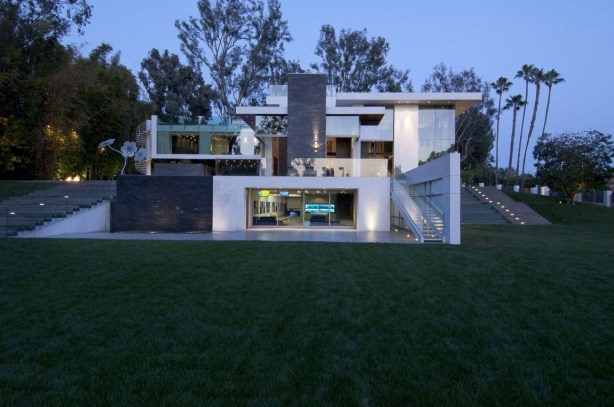 Summit House 3d Beverly Hills