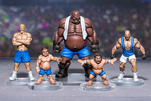 rumbleslam heavy pounders miniatures