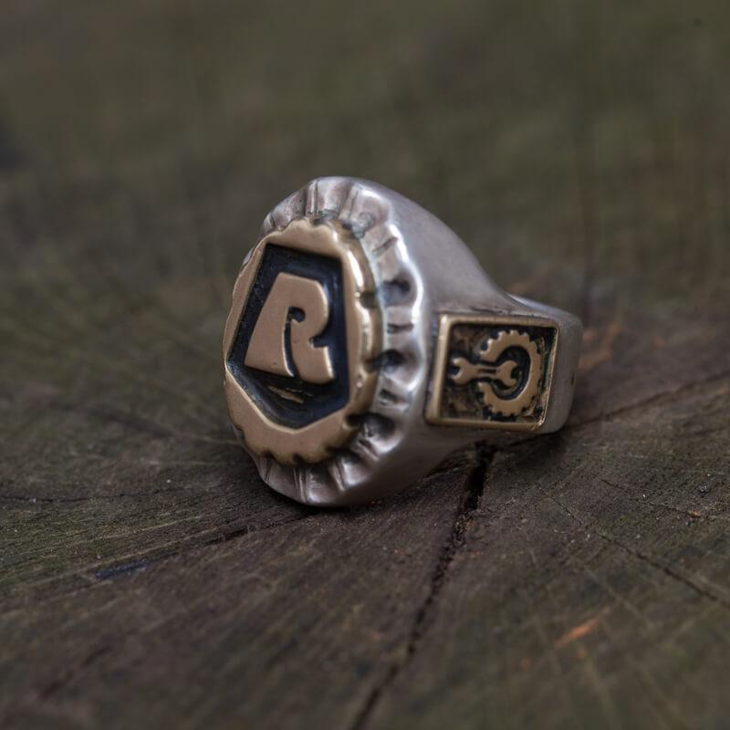 Rumble ring