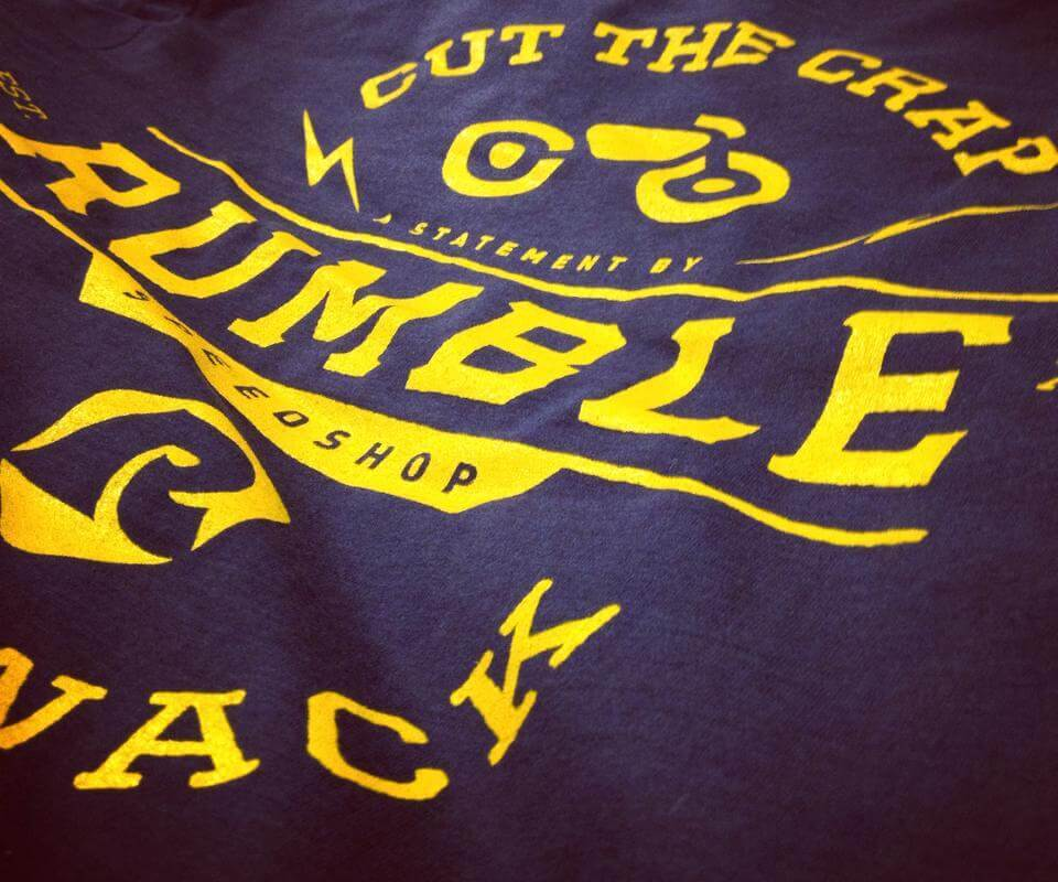 Rumble Shirt