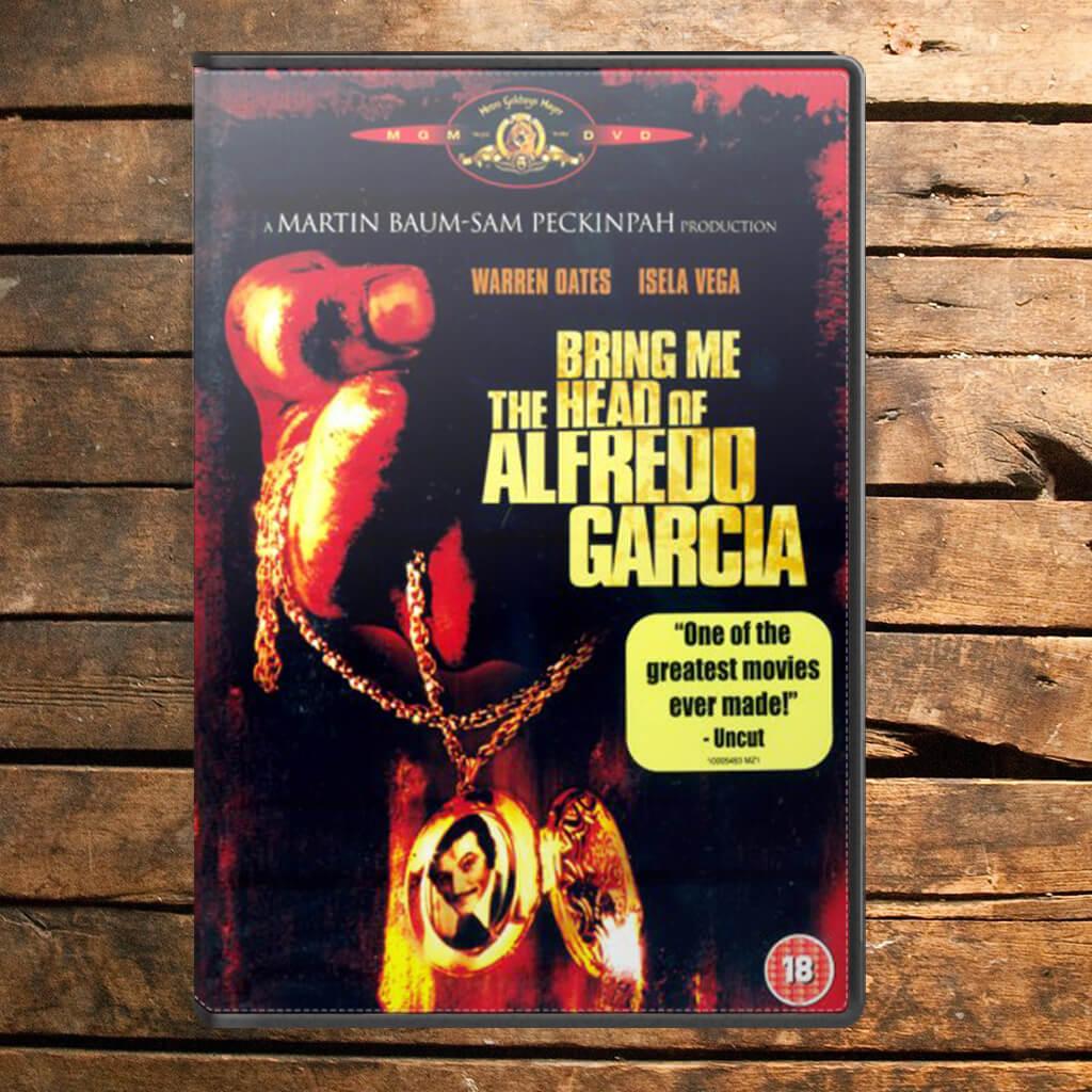 Bring me the Head of Alfredo Garcia DVD