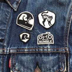 Rumble Badges