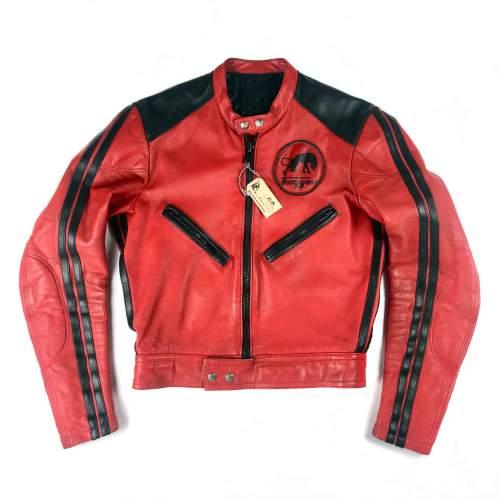 Furygan Ladies Vintage Leather Jacket 01