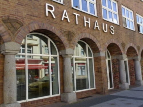 Rathaus Cottbus