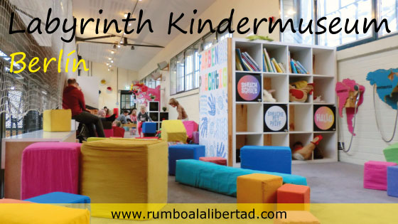 Labyrinth Kindermuseum en Berlín: diversión asegurada para los niños