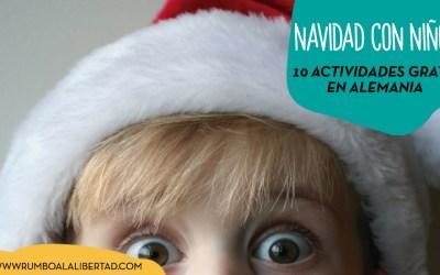 Navidad en Alemania para niños: 10 actividades GRATIS para hacer con los niños