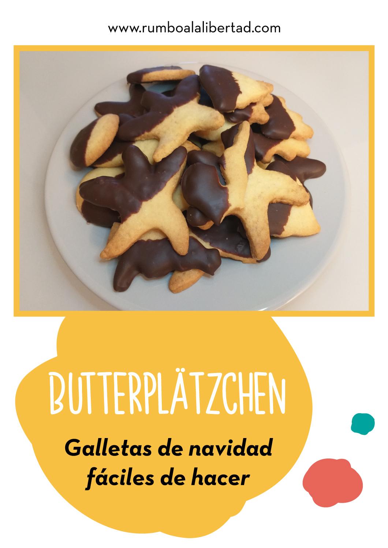 Butterplätzchen-galletas-de-navidad-fáciles-de-hacer