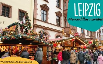 El mercadillo navideño de Leipzig