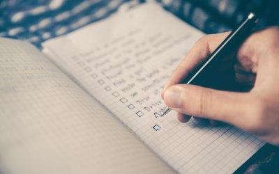 Cómo Reducir tus Errores de Ejecución a Cero mediante las Listas de Control en la Productividad Personal