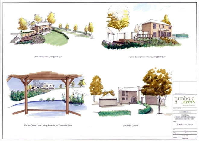 Developing The Design Concept for Your Garden  RumboldAyers