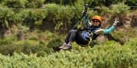 Lunahuan, a vuelo de canopy  Rumbos de Sol & Piedra