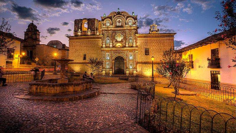 Cajamarca tres das en la ciudad de los cielos cianticos  Rumbos de Sol  Piedra