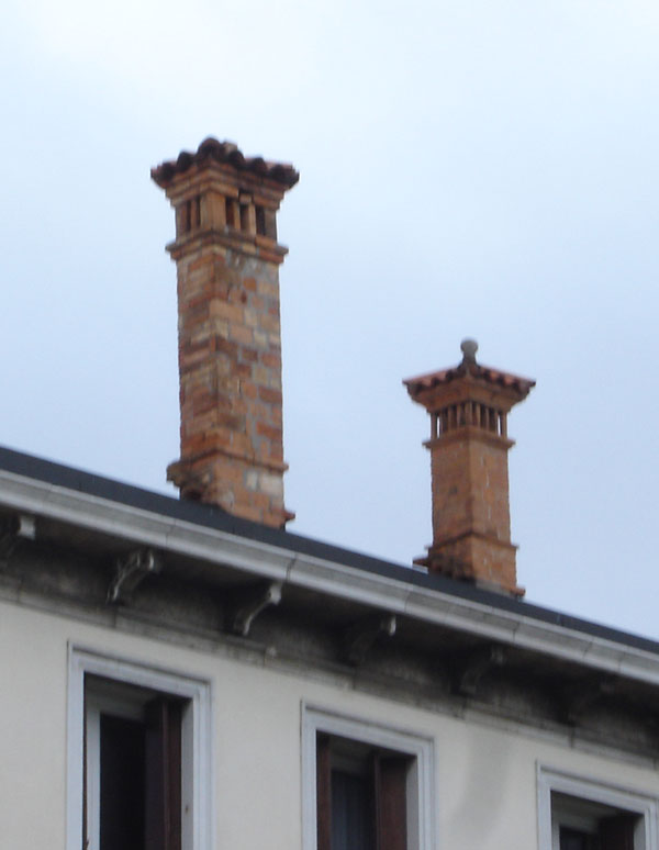 Italian Chimneys