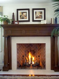 Andirons For Fireplace