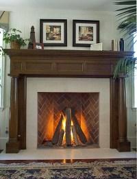 Rumford Fireplace Gas Logs