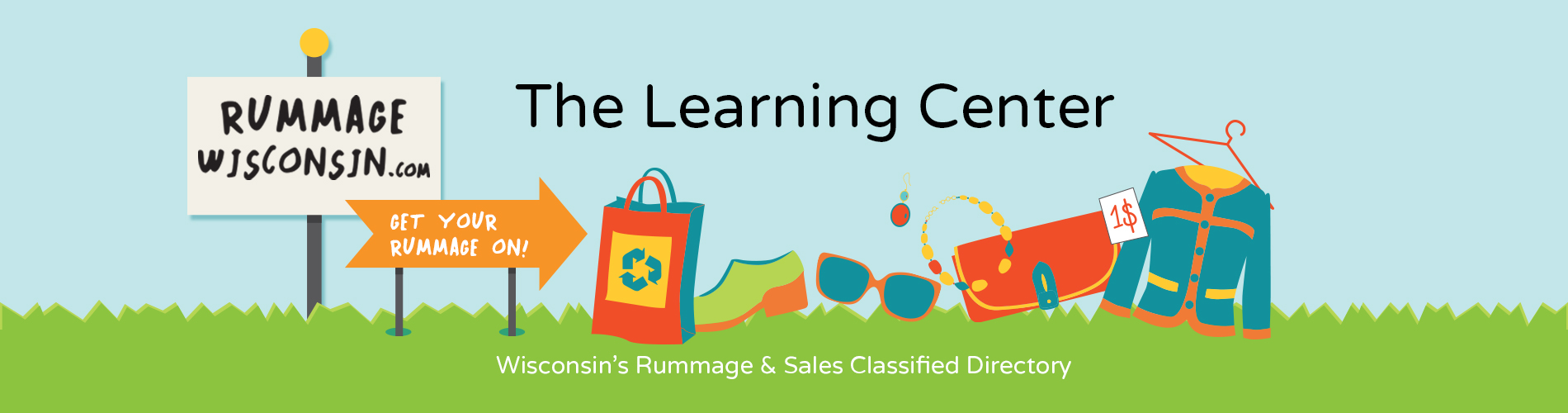 Learn how to host the very best garage sale ever - Learning Center