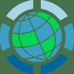 Art image of globe representing globalisation