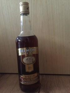 Belmont Estate dark rum