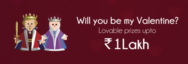 Valentine Promo at Indigo Rummy